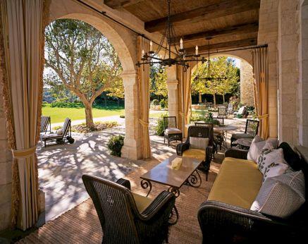 Mediterranean Patio Design Ideas