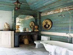 Rustic Coastal Bathroom Ideas