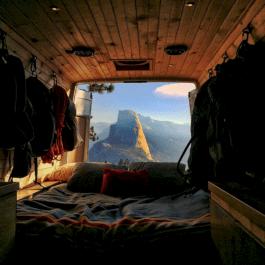 Sprinter Camper Van Interior