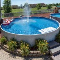Stock Tank Swimming Pool Idea Design