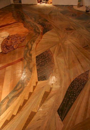Awesome Hardwood Floor Design Ideas Images - Mywhataburlyweek.com ...