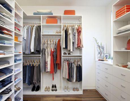 California Closet Design Ideas 15