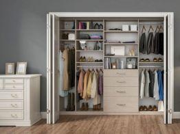 California Closet Design Ideas 18