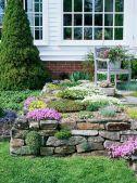 Gorgeous Rock Garden Ideas 14