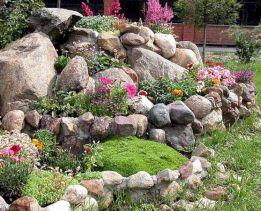Gorgeous Rock Garden Ideas 9