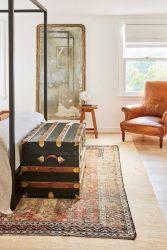 Living Room Rug Layering 114