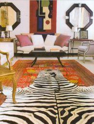 Living Room Rug Layering 123