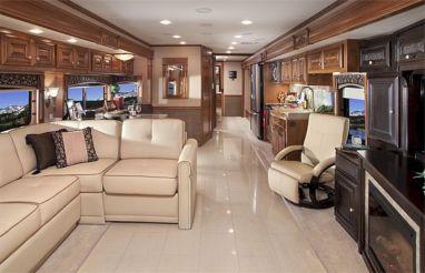 Luxurious RVs Interior 101