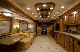 Luxurious RVs Interior 108