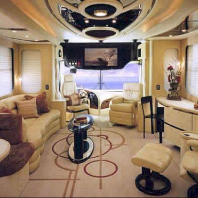 Luxurious RVs Interior 113