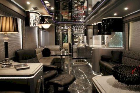 Luxurious RVs Interior 124