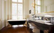 Modern Vintage Bathroom Ideas 17