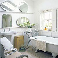 Modern Vintage Bathroom Ideas 21