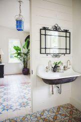Modern Vintage Bathroom Ideas 26