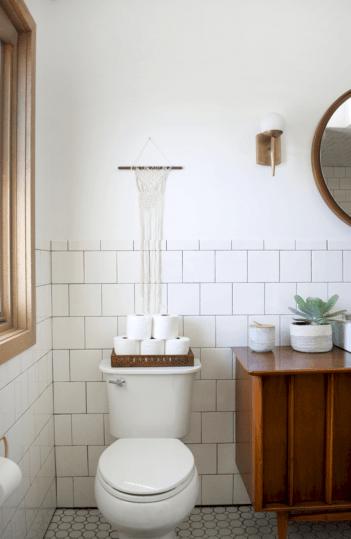 Modern Vintage Bathroom Ideas 8