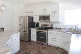 Organizer Kitchen Cabinets 111