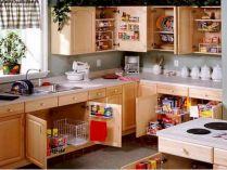 Organizer Kitchen Cabinets 117
