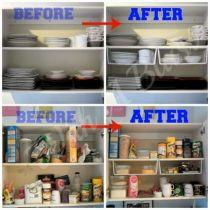 Organizer Kitchen Cabinets 118