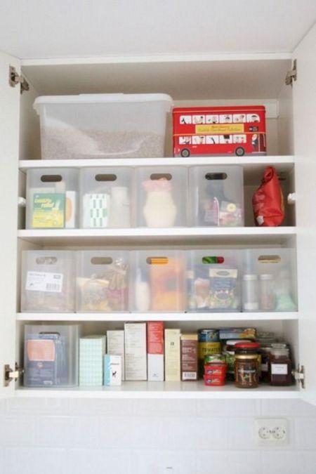 Organizer Kitchen Cabinets 125