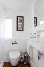 Small Bathroom Flat Sink Ideas 11