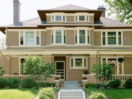 Exterior House Paint Color Schemes 11