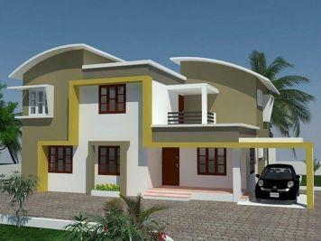 Exterior House Paint Color Schemes 19