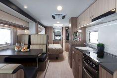 Luxurious Motorhomes Interior Design 16