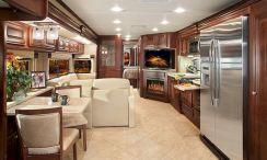 Luxurious Motorhomes Interior Design 17
