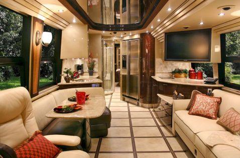 Luxurious Motorhomes Interior Design 20