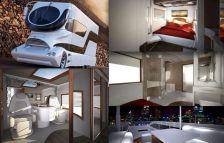 Luxurious Motorhomes Interior Design 22