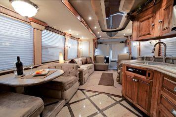 Luxurious Motorhomes Interior Design 8
