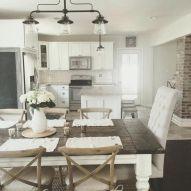 Modern Farmhouse Kitchen Tables 24