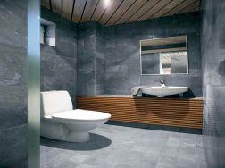 Natural Bathroom Tile Ideas 17