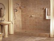 Natural Bathroom Tile Ideas 4