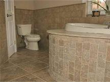Natural Bathroom Tile Ideas 5