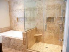 Natural Bathroom Tile Ideas 9