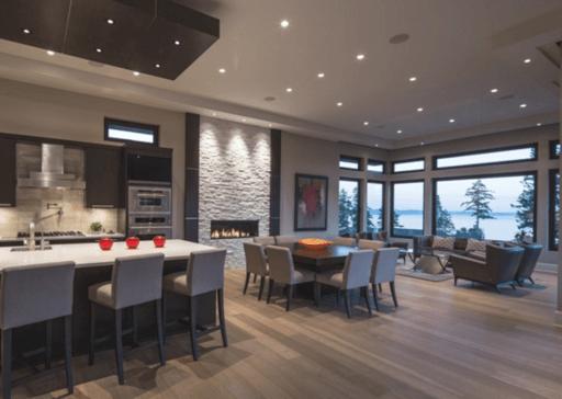 Northwest Contemporary Interior Design 3