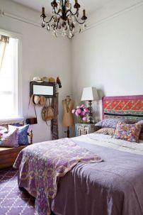 Romantic Vintage Bohemian Bedroom 10