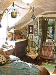 Romantic Vintage Bohemian Bedroom 6