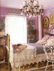 Romantic Vintage Bohemian Bedroom 9