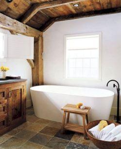 Rustic Bathroom Decorating Ideas 11