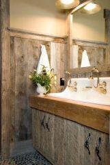 Rustic Bathroom Decorating Ideas 19