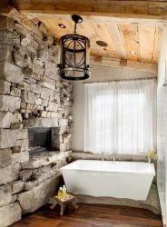 Rustic Bathroom Decorating Ideas 4