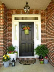 Tiny Front Porch Decorating Ideas 120