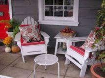Tiny Front Porch Decorating Ideas 123