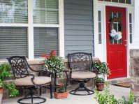 Tiny Front Porch Decorating Ideas 125