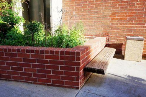 Brick Flower Bed Ideas 14