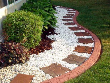 Brick Flower Bed Ideas 26