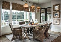 Coastal Farmhouse Kitchen Design 20