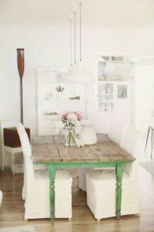 Coastal Farmhouse Kitchen Design 22